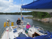 Harstena - Arkosund (June 28th)