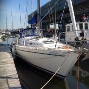 Amsterdam Marina (May 7th)
