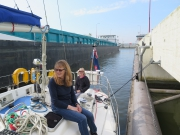 Lemmer - Prinses Margrietsluis (May 11th)