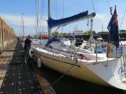 Kiel Canal - Holtenau (May 21st)