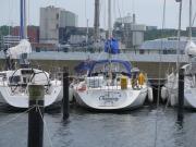 Kiel - Durstenbrook Marina (May 21st)