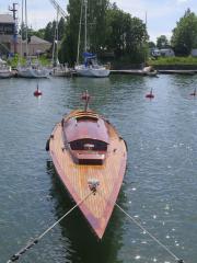 Classic boats - Suomenlinna