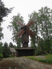 Punkalaidun windmill