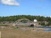 Bomarsund - walking trail