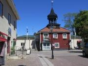 Trosa - main square