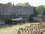 Suomenlinna - dry dock
