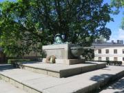 Augustin Ehrensvärd's tomb