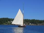 Sand barge - Blido