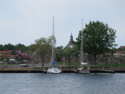Moored at Vastervik