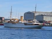 Danish Royal Yacht