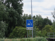 Into the Netherlands