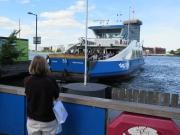 Amsterdam - ferries
