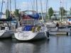 Charmary in Amsterdam marina
