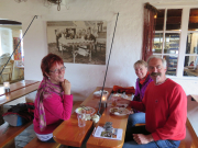Lunch at the Rogerij (Smokery)