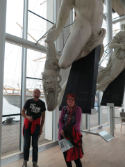 Roger and Sue - Karlskrona Maritime Museum