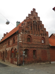 Building in Ystad
