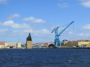 The old crane - Karlskrona