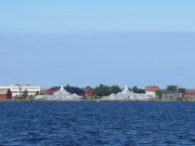 Leaving Karlskrona - Naval Base