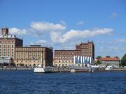 Entering Kalmar