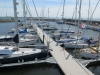 CA Rally boats gathering in Ystad