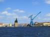 The old crane - Karlskrona