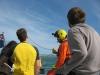 Hi-line training exercise
