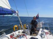 Sailing around Oxelösund