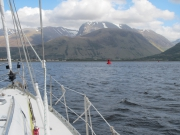 Oban to Corpach