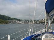 Brixham to Dartmouth