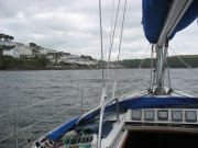 Plymouth to Fowey