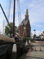 Hoofdtoren in Hoorn