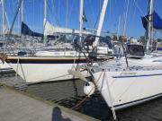 Moored with Airborne in Borgholm