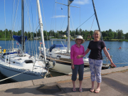 Anne and Jilly - Figeholm
