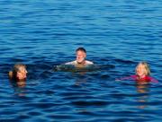 Swimming in Figeholm