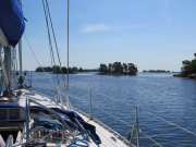 Heading out of Figeholm