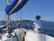 Navigating through the archipelago