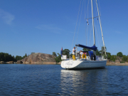 Moored in Alo