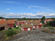 Harstena village