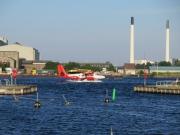 Sea plane - Copenhagen to Aarhus