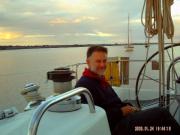 Local sailing around Blackwater