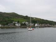 Port Bannatyne to Lochranza