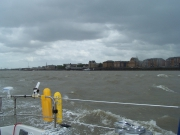 London via Queenborough