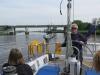 Heading through Friesland