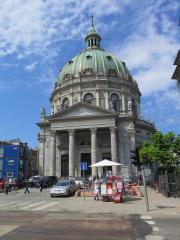 Frederiks Kirke - Copenhagen