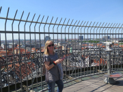 The top of the Round Tower