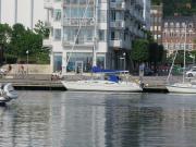 Moored in Helsingborg