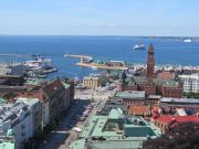 View from Kärnan Tower
