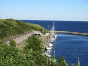 Flakfortet harbour