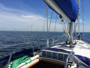 Heading to Falsterbo