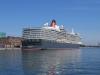 Cruise terminal - Lengelinie